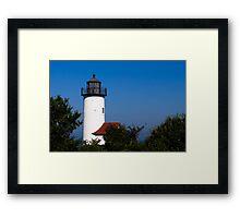 Annisquam Light - Gloucester, Massachusetts Framed Print