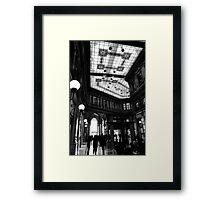 Rome - Galleria Alberto Sordi  Framed Print