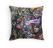 One Day I Will Be So Hungry Throw Pillow