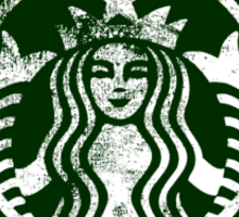 Starbucks Junkee Sticker