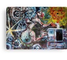 Mother Machine Canvas Print