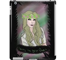 Bunny The Gator Queen iPad Case/Skin