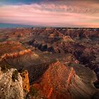 Grand Canyon - Sunrise at Mather Point by Andrei I. Gere