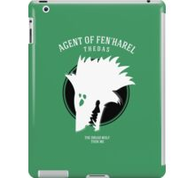 Dragon Age - Agent of Fen'Harel iPad Case/Skin