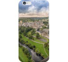 Richmond North Yorkshire Aerial Photo iPhone Case/Skin