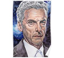 The Doctor (Peter Capaldi) Poster