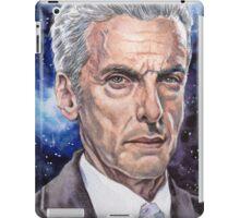 The Doctor (Peter Capaldi) iPad Case/Skin