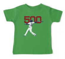 500 - David Ortiz Baby Tee