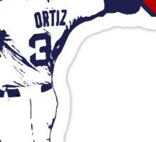 500 - David Ortiz Sticker