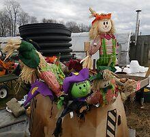 A Sad Day For Dolls by Betty Mackey