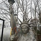 Lady Liberty in New Jersey by Betty Mackey