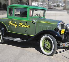 1930 restored Model A Ford by DAdeSimone