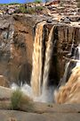 More than one Augrabies falls! by Rudi Venter