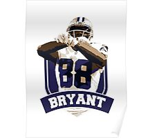 Dez Bryant - Dallas Cowboys Poster