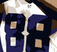 Dez Bryant - Dallas Cowboys Sticker