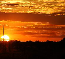 Seconds Of A Sunrise by Michelle Munday