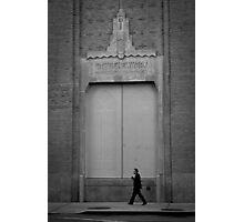 Greenwich Substation New York City Photographic Print