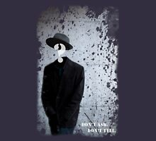 Incognito - Return of the Invisible Man Long Sleeve T-Shirt
