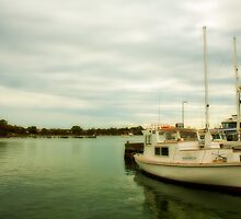 Coffin Bay Calm by jermesky