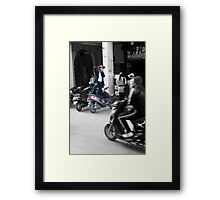 I want that picture!  Framed Print