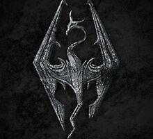 Skyrim DragonBorn by TopTenHen