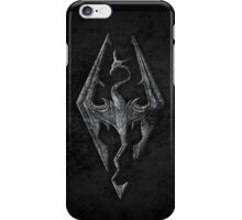 Skyrim DragonBorn iPhone Case/Skin