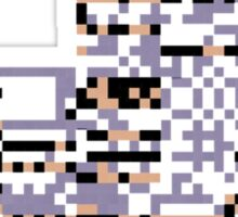 Missingno Sticker