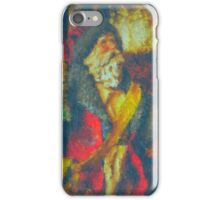 Father Christmas iPhone Case/Skin