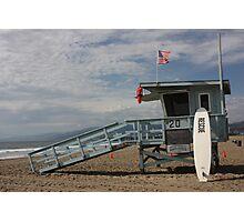 Beachin' Photographic Print