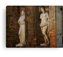 2000 years later Canvas Print