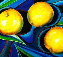 PortFolio...The Meyer Lemons by ©Janis Zroback