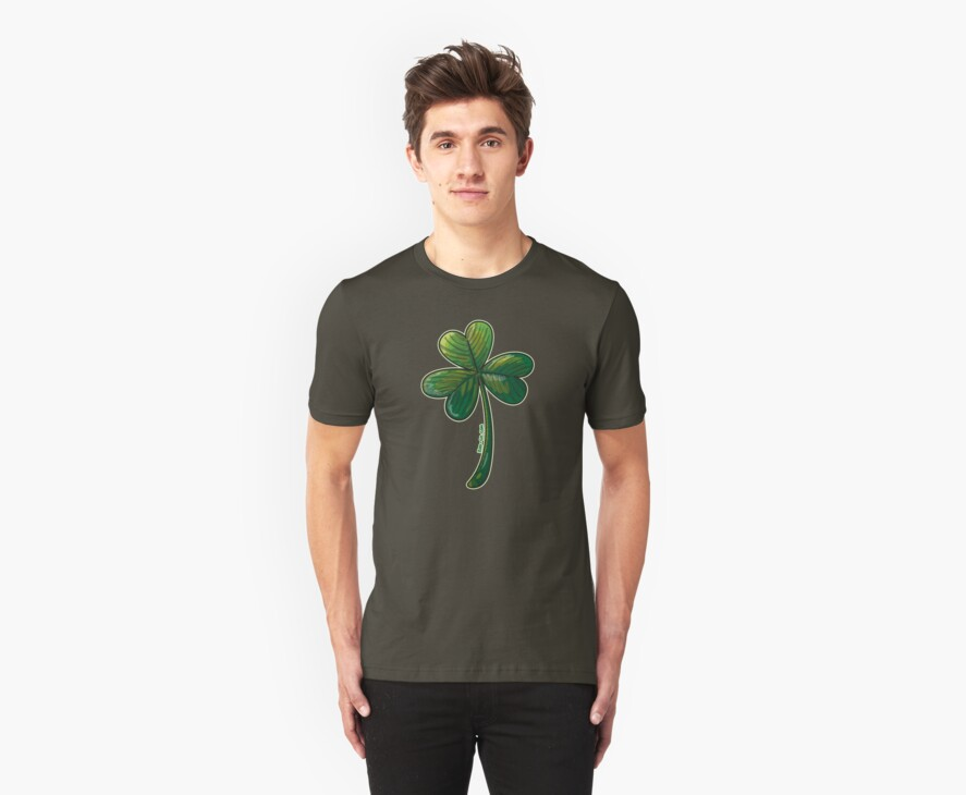 Saint Patrick's Day Clover by Zoo-co