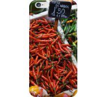 Chile De Arbol iPhone Case/Skin