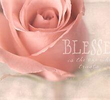 Blessed Rose by JulieLegg