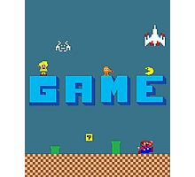 Game Photographic Print