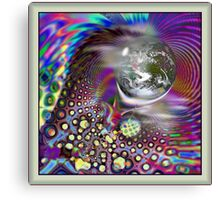 Global Cooling Canvas Print