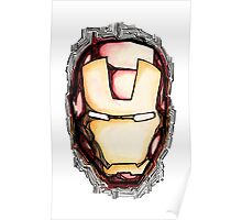 The Face of Iron Poster