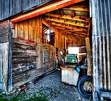 Old Barn - Muenster, Texas by jphall