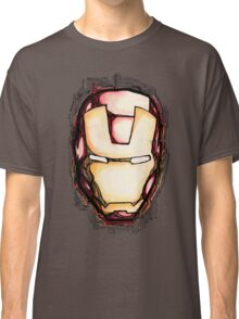 The Face of Iron Classic T-Shirt