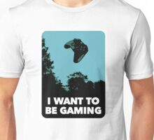 I Want To Be Gaming T-Shirt