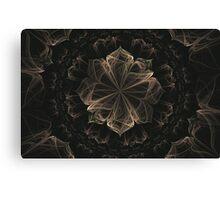 Ornate Blossom Canvas Print