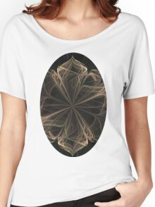Ornate Blossom Women's Relaxed Fit T-Shirt