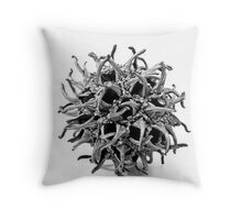 Protected... Throw Pillow