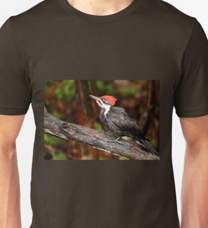 Pileated Woodpecker Unisex T-Shirt