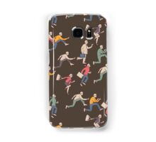 hurry up! Samsung Galaxy Case/Skin