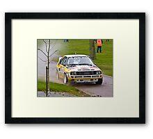 Audi Sport Quattro  Framed Print