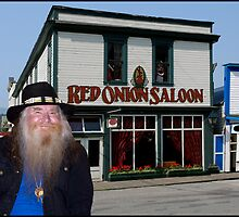 Red Onion Saloon Skagway by ten2eight