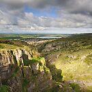 Cheddar Gorge by Kasia Nowak