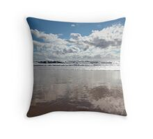 Mermaid Beach, Queensland Throw Pillow