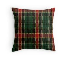 00541 Blackburn Appalachian Hunting Tartan  Throw Pillow